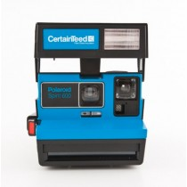 Фотоаппарат Polaroid Spirit 600 синий
