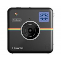 Socialmatic Polaroid фотокамера черная
