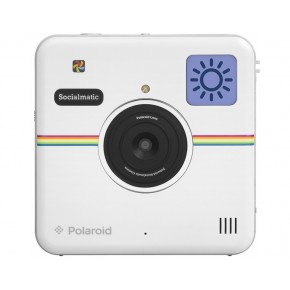 Socialmatic Polaroid фотокамера белая