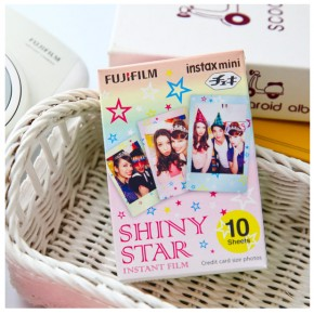Кассета Instax Mini Shiny Star