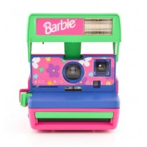 Polaroid Barbie Instant Camera