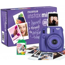 Fujifilm Instax Mini 8 Purple + 5 кассет