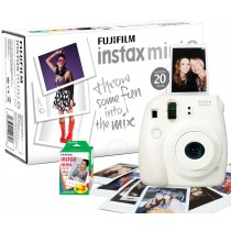 Fujifilm Instax Mini 8 White + 5 кассет