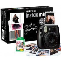 Fujifilm Instax Mini 8 Black + 5 кассет