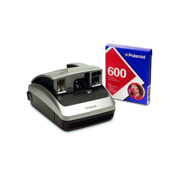 Кассета Polaroid 600 Film (оригинальная)  b7dc66356e07b