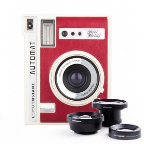 Lomo Instant Automat South Beach + lenses