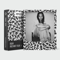 B&W FILM FOR 600 ELEY KISHIMOTO EDITION