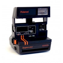 Фотоаппарат Polaroid Supercolor 635 CL Red Strip
