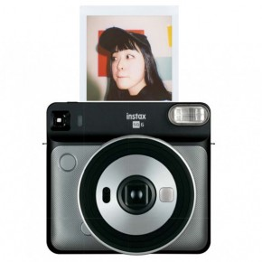 Instax Square SQ6 GRAPHITE GREY (квадратный кадр)