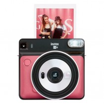 Instax Square SQ6 RUBY RED (квадратный кадр)