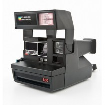 Polaroid 650 Land Camera