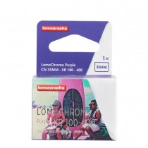 Lomography LomoChrome Purple XR 100-400 35mm (NEW)