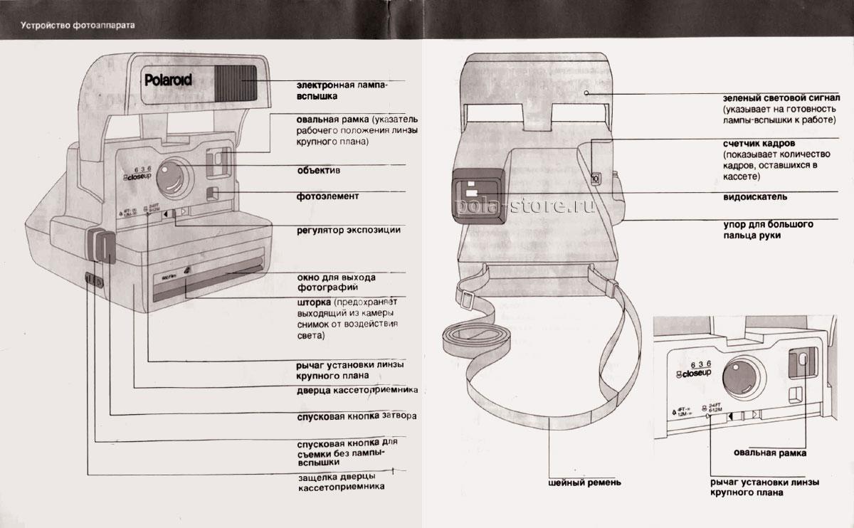 Инструкция к фотоаппарату fujioptics
