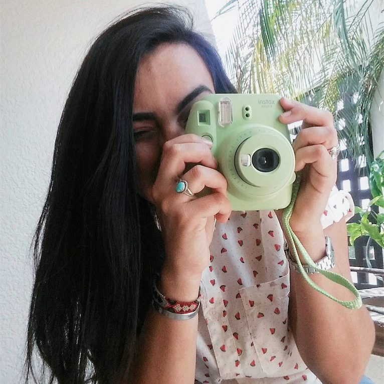 Instax mini 9 Lime Green