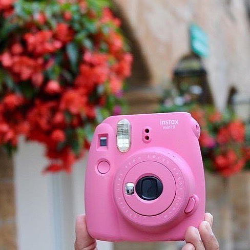 Instax mini 9 Flamingo Pink