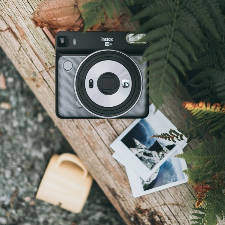 Instax Square SQ6 GRAPHITE GREY