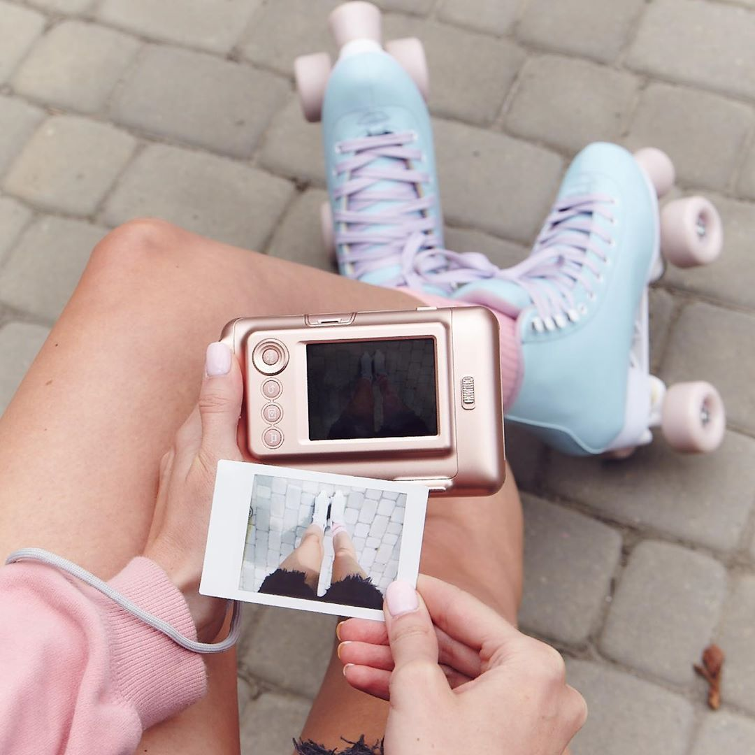 Instax MINI LiPlay Pink
