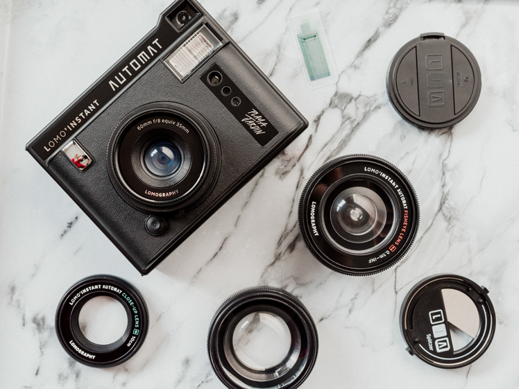 Lomo'Instant Automat Accessory Kit