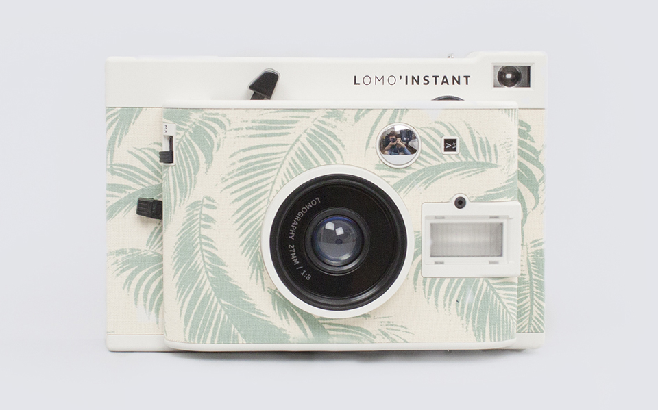 Lomo Instant Honolulu