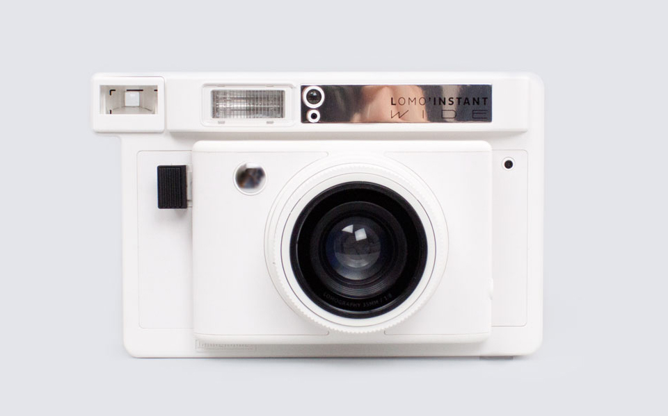 Lomo Instant WIDE White