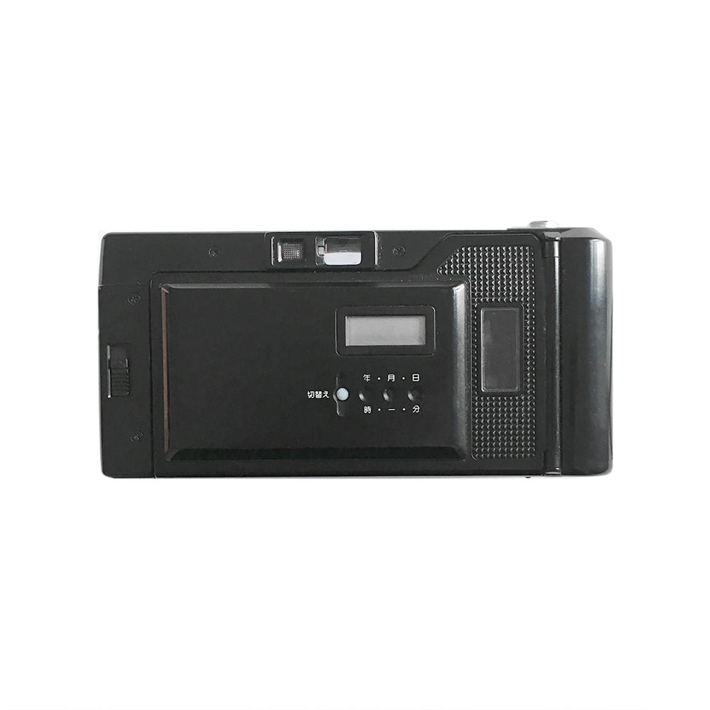 Задник установки даты на пленочных компактах Minolta AF-E