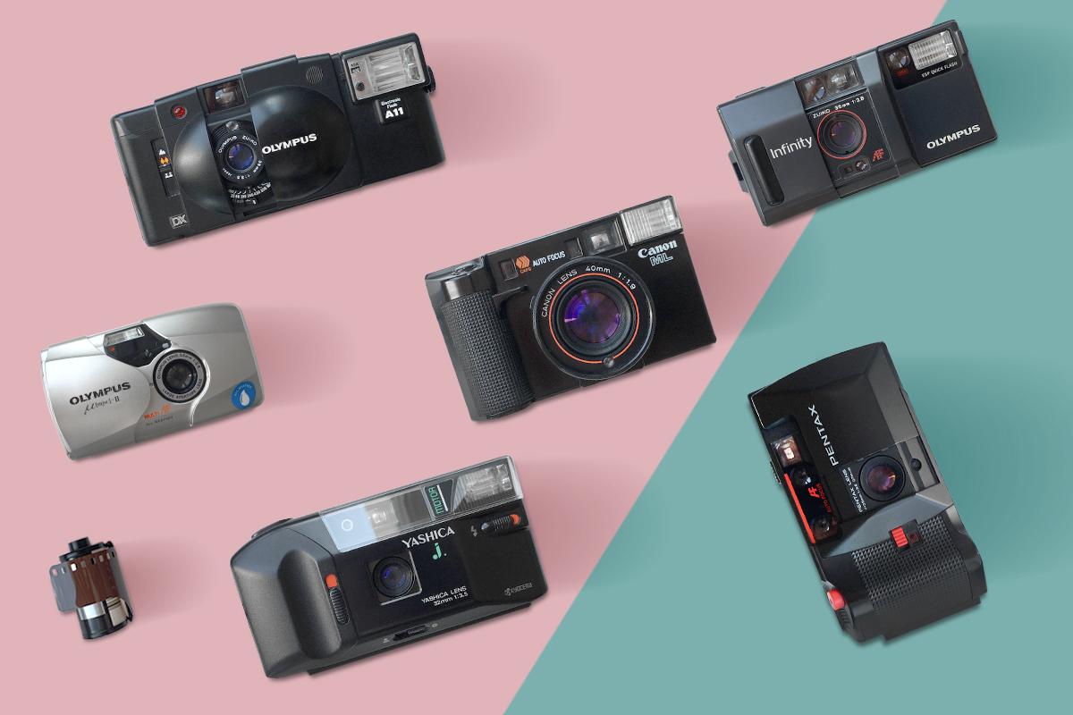 Компактные пленочные фотоаппараты