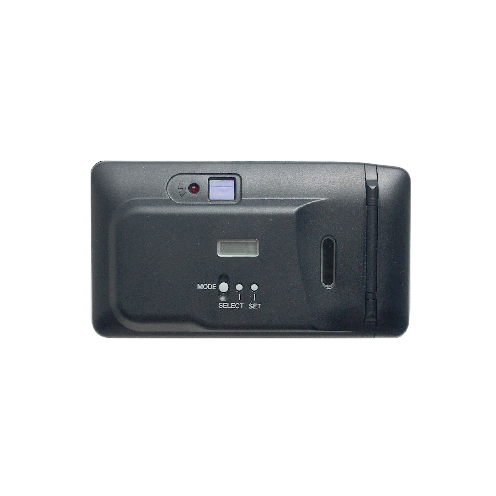 Задник установки даты на пленочных компактах Kyocera P-mini